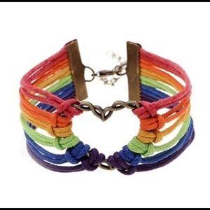 Jewelry - LGBT 🏳️🌈 PRIDE BRACELET 👩❤️👩👨❤️👨🌈